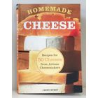 Book Combo:  Homemade Cheese and The Whole Goat Handbook by Janet Hurst