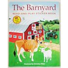 The Barnyard: Read-and-Play Sticker Book