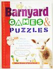 Barnyard Games & Puzzles by Helene Hovanec & Patrick Merrell
